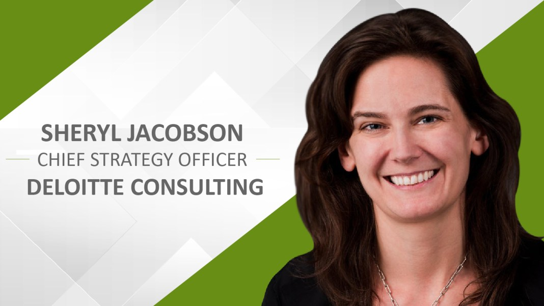 AI, Strategy, Technology, Sheryl Jacobsen, Deloitte Consulting