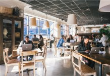Collaborative Technologies, WeWork, Digital transformation, remote offices, co-working spaces, innovation of the workplace