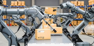MHS, material handling automation and software solutions, autonomous mobile robot, best-of-breed robotic technologies, complex automated systems, automated mobile transportation systems,