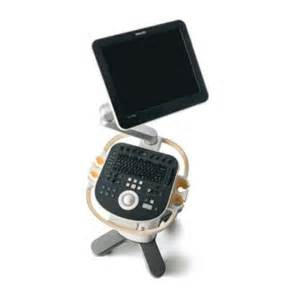 philips clearvue 650 portable ultrasound machine
