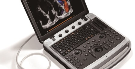 SonoBook 9 cardiac portable ultrasound machine