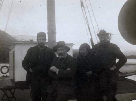 Thumb percy dudgeon quensel marineros en el meteoro 1909
