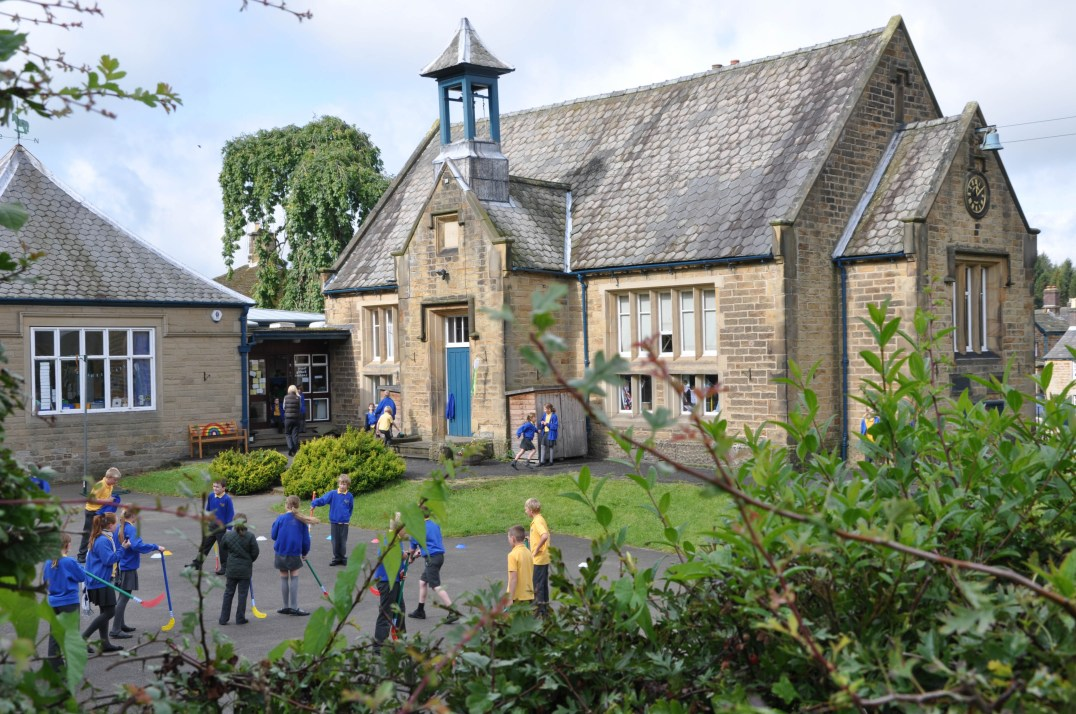 The local school