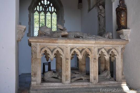 Tomb of one of the Dukes of Norfolk