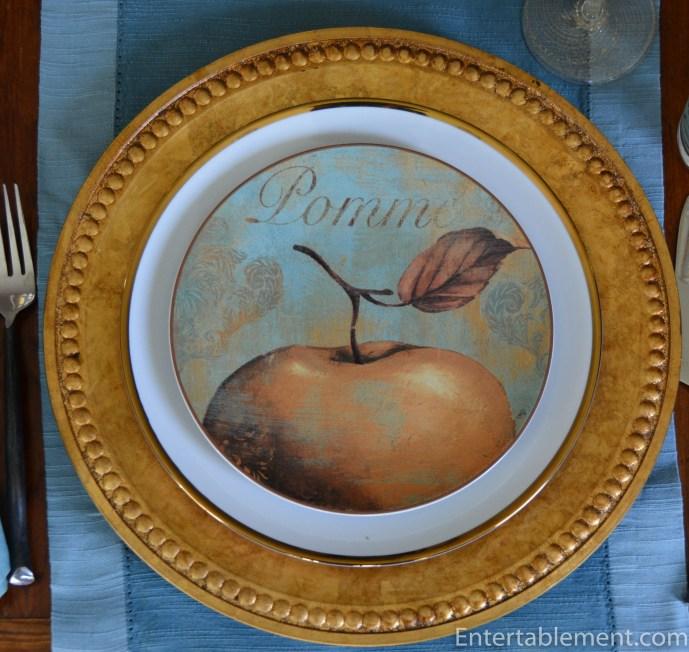 Pomme (apple)