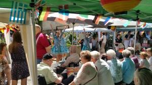 Sommerfest mit Livemusik - Haus Thiele in Radevormwald