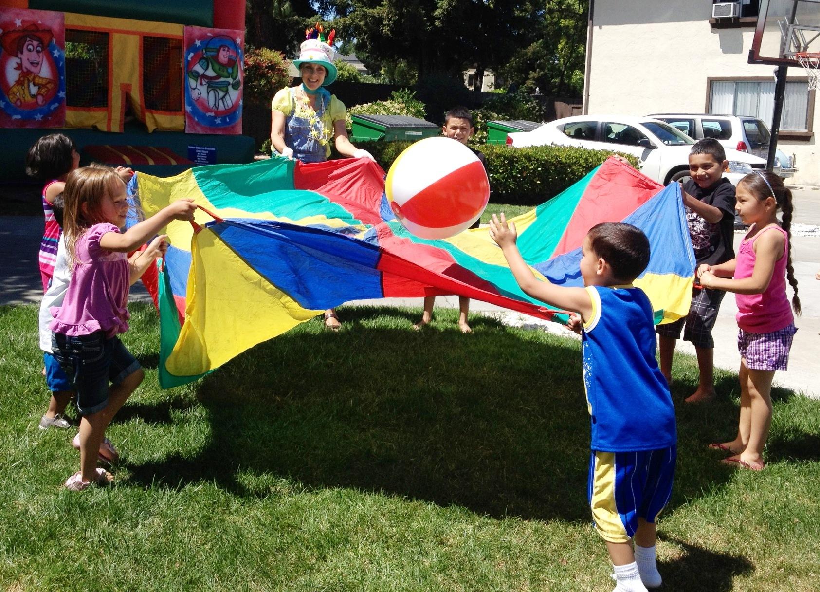 Educational Entertainment for Children  Kids Party