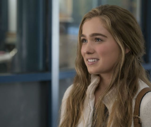 Teen Dream Haley Lu Richardson Of The Edge Of Seventeen Is Never Growing Up