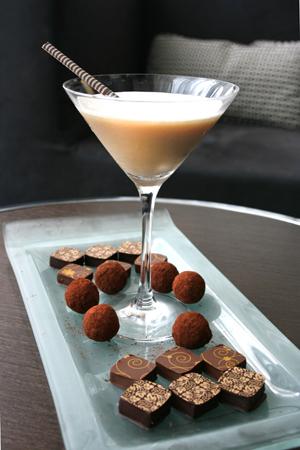 Dutch Chocolate Martini
