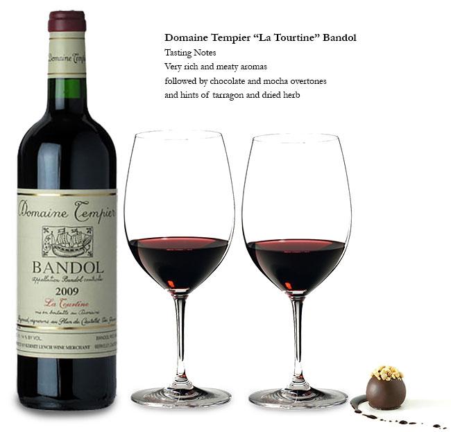 Domaine-Tempier-'La-Tourtine'-Bandol