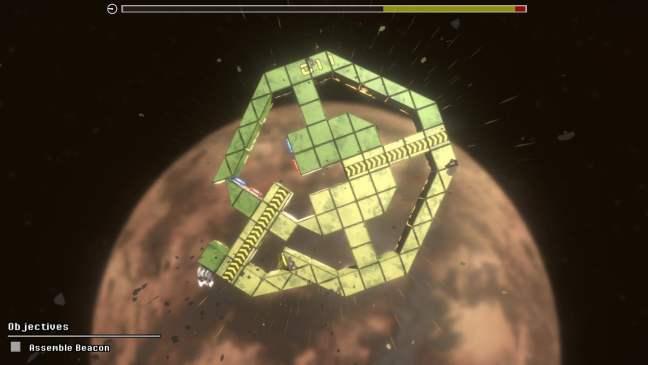 Kosmokrats space station