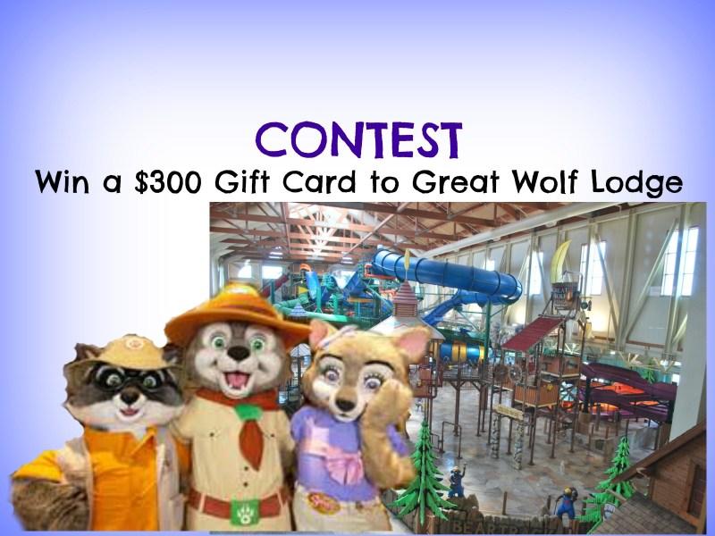 Great Wolf Lodge Gift Card Creativepoem