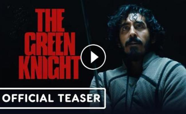 The Green Knight Official Teaser Trailer 2020 Dev