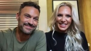 Sharna Burgess Defends Her Relationship With Brian Austin Green From 'DWTS' Showmance Claims   NewsBurrow