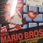 ファミコン『スーパーマリオブラザーズ』のレア版が300万円以上で落札 インターネットオークション ebay で
