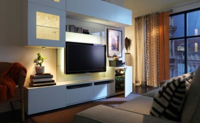 Ikea Tv Stands Home Entertainment Cabinet Furniture