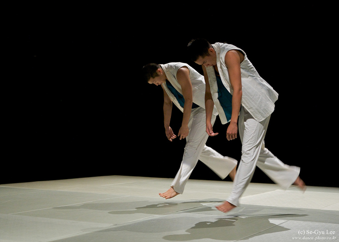 Bereishit Dance Company of South Korea floats a new take on traditional genres.