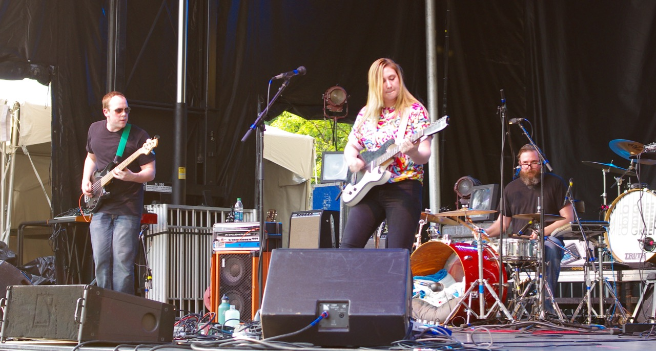 Donora Plays Three Rivers Arts Festival