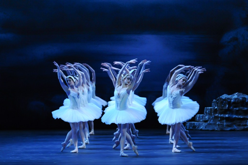 'Dance of the Swans.'