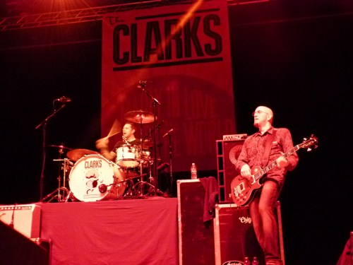 The Clarks Stage AE-041-41