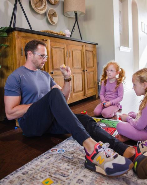OutDaughtered Adam Busby Boardgame