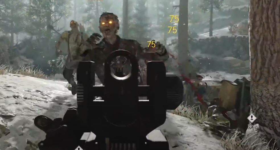 Call Of Duty Black Ops Cold War Zombies YouTube