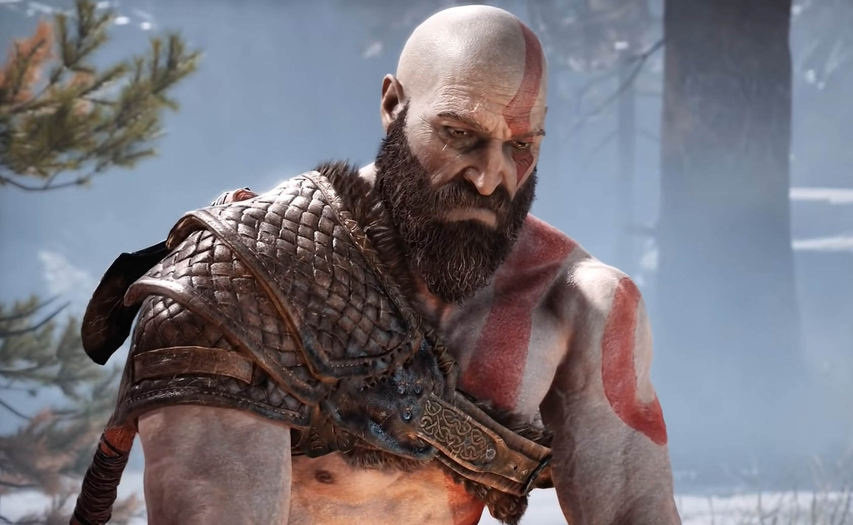 Kratos Pic YouTube