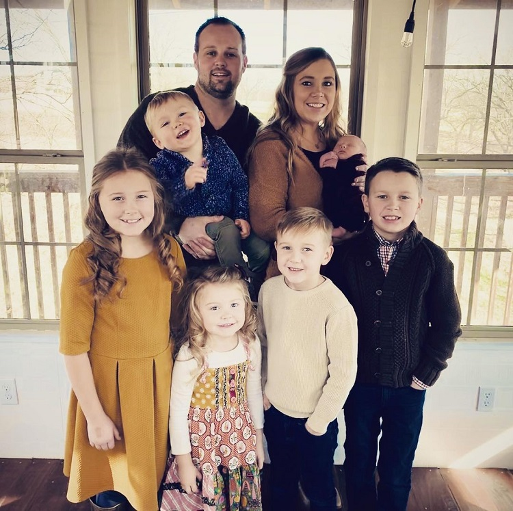 Anna Josh Family Instagram