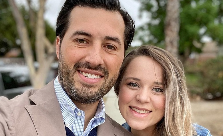 Jeremy Vuolo Jinger Duggar Counting On Instagram