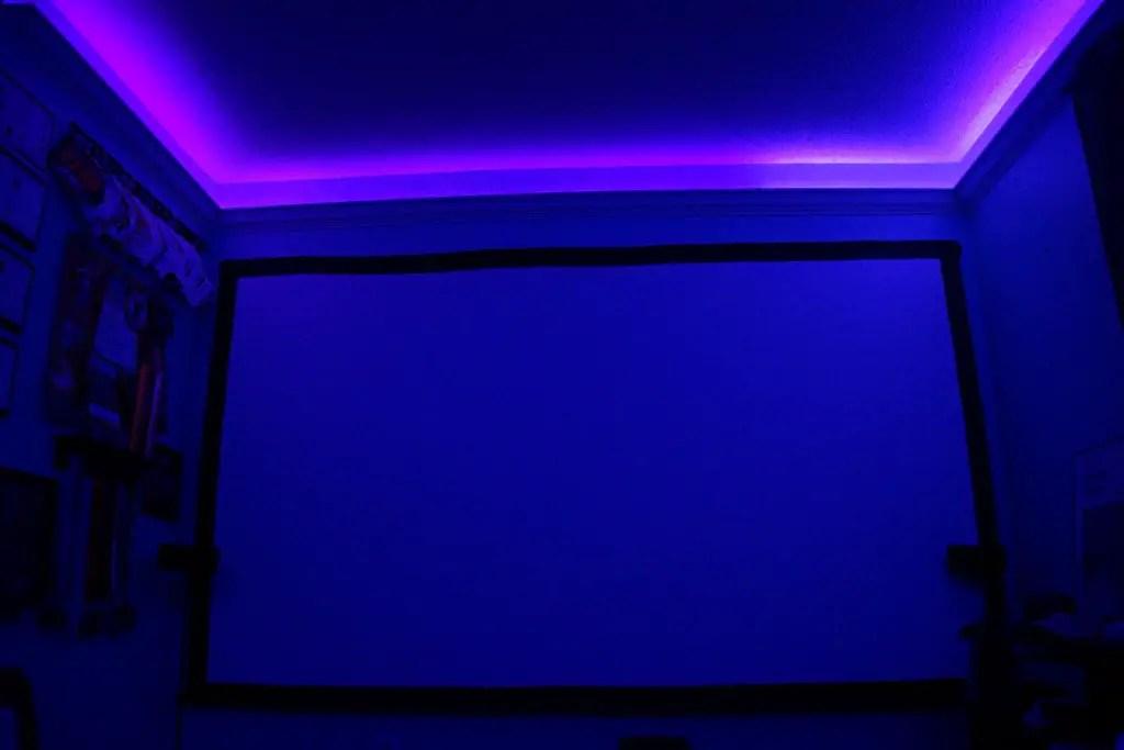 best home theater lighting ideas