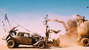 Fury Road has some of the most thrilling action ever put on screen.