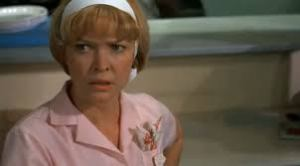 Ellen Burstyn in a scene from Alice Doesn't Live Here Anymore, one of Scorsese's earliest flims, viewed by many as a feminist classic.