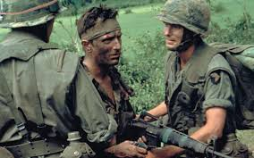 Robert DeNiro in a scene from The Deer Hunter, the first film to directly tackle the legacy of the Vietnam war.
