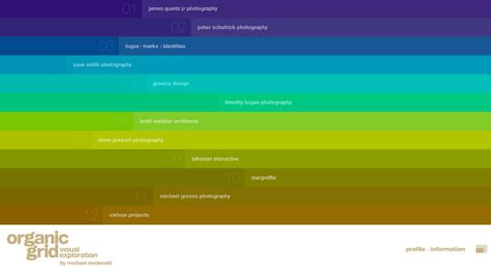 11 Colorful Website Design