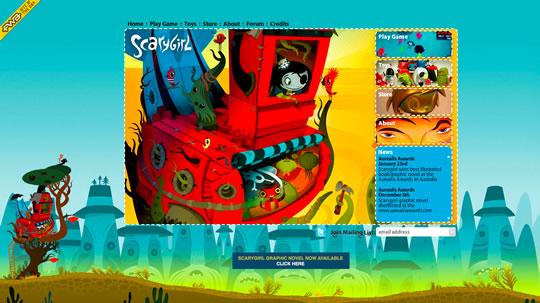 20 Colorful Website Design