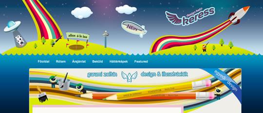 22 Colorful Website Design