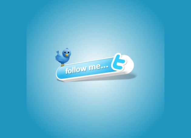 23 Twitter Icon Set