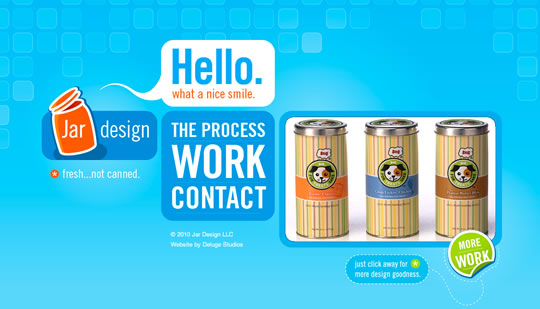 4 Colorful Website Design
