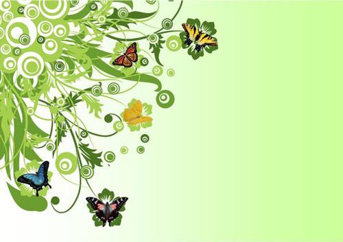 fantasy butterfly wallpaper
