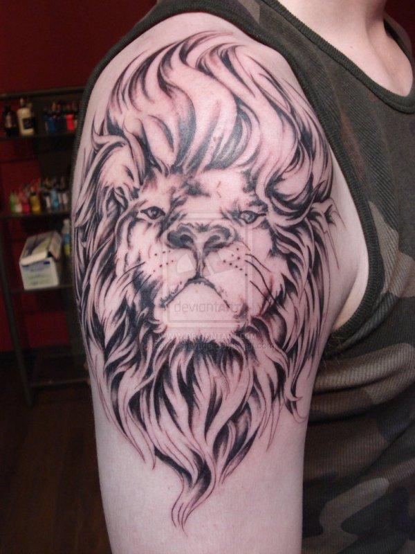 lion tattoo design inspiration