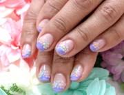 beautiful 3d nail art design