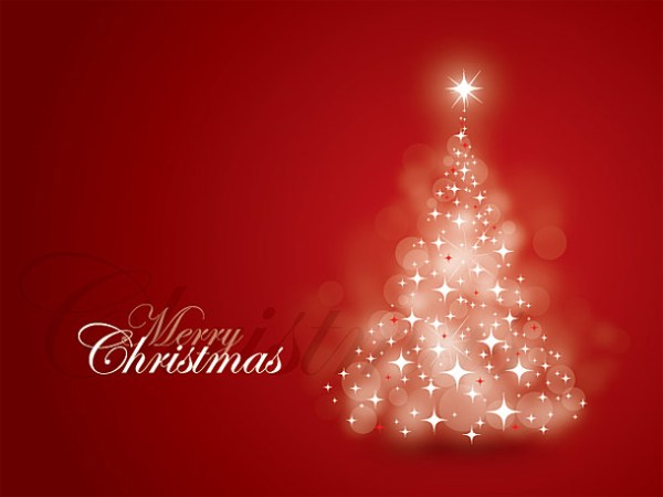red christmas wallpaper