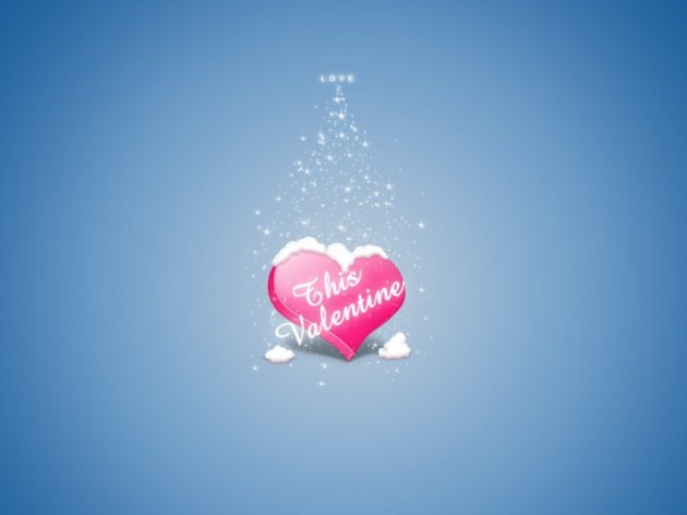 Love Wallpapers Pack : 3D Love Heart Valentine s Day Wallpaper EntertainmentMesh