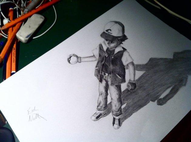 3D Ash