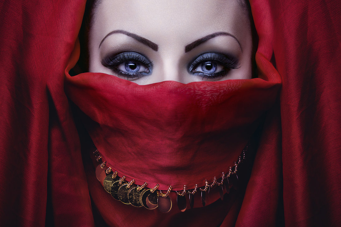 Cute Arabic Girl Wallpaper Beauty Behind The Veil 35 Eye Catching Girl Pictures