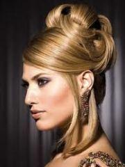 gorgeous wedding updo hairstyle