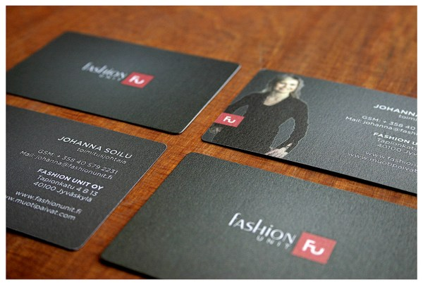 30 Most Stylish Fashion Business Card Designs