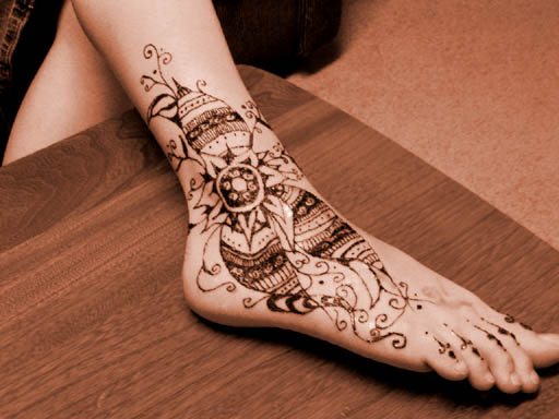 Your Foot Dragonfly Tattoos