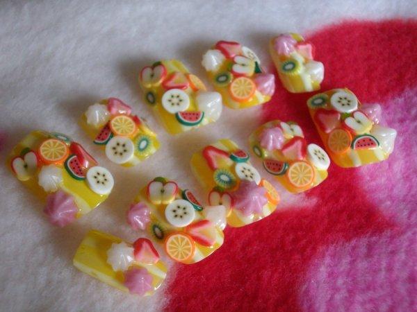 Fruits n Cream