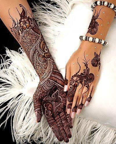 Eid Special Mehndi Design